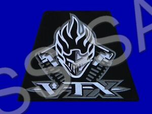 "Honda VTX Motorcycle Patch 10"" wide"