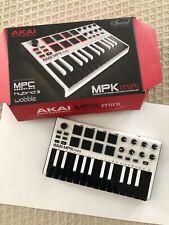 Akai Professional Mpk mini Mkii Controller Limited Edition White194744163258