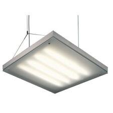 Lámpara colgante de iluminación de techo de interior de aluminio color principal gris