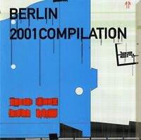 Compilation CD Berlin 2001 Compilation - Germany (M/M)