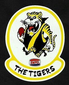 THE TIGERS & AMPOL promo Vinyl Decal Sticker RICHMOND VFL AFL PETROL