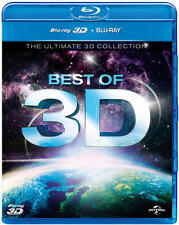 Best of 3D (3D Edition with 2D Edition) [Blu-ray]