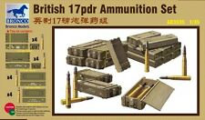 BRONCO AB3535 1/35 British 17pdr Ammunition Set