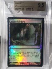 MTG Verdant Catacombs Foil Japanese ZE BGS9.5