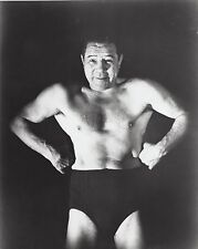 MAX BAER 8X10 PHOTO WRESTLING PICTURE WWF BOXING