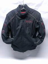 Harley Davidson Women Medium Nylon Riding Jacket Quilted Liner RN103819/CA03402