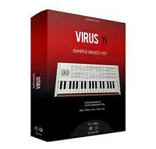 Access VIRUS TI 2 Library VST AAX AU Plug-In OSX PC MAGIX SONY BITWIG FL STUDIO