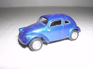 """MALIBU #????  Volkswagen Coupe """"Blue""""  H.O.Scale  1/87"""