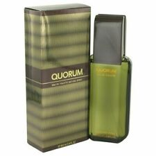 QUORUM by Antonio Puig Eau De Toilette Spray 3.4 oz / 100 ml (Men)
