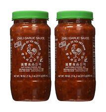 Huy Fong Fresh Chili Garlic Sauce 18-Ounce (Pack of 2) 36 Ounce Free Shipping