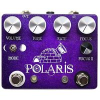 CopperSound Polaris Analog Chorus/Vibrato Electric Guitar Effects Pedal Stompbox