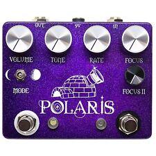 CopperSound Polaris Analog Chorus/Vibrato Electric Guitar Effects Pedal Stompbox