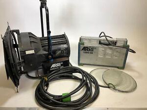 Arrisun 12 plus 1200W/1.2k Hmi Mit ARRI 1200CB Vorschaltgerät