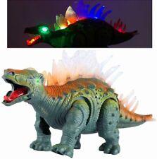 TOYS FOR BOYS WALKING DINOSAUR Spinosaurus Light Up Kids LED Toy Figure Sounds