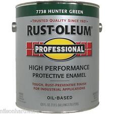 1 Gal Hunter Green Rust-Oleum Protective Rust Control Enamel Paint 7738-402
