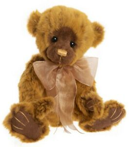 Dylan by Charlie Bears - plush jointed collectable teddy bear - CB206007O