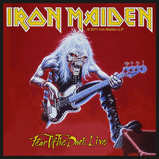IRON MAIDEN - Patch Aufnäher Fear of the dark live
