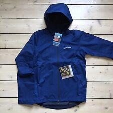 Berghaus Fellmaster IA Blue Gore-Tex Waterproof Jacket (Small, BNWT, New)