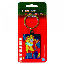 Hasbro Transformers Bumblebee Licensed Metal Key Fob-Key Ring-Keychain