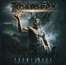 Prometheus-Symphonia Ignis Divinus von Lucas Rhapsody Turilli (2015)