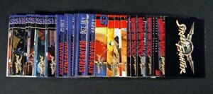 1994 Upper Deck Street Fighter The Movie Set (90) Nm/Mt