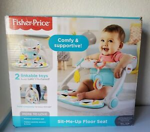 Fisher-Price Sit-Me-Up Floor Seat Baby Chair
