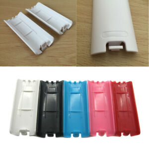 Remote Controller Battery Back Door Shell Cover Lid Replacement For Nintendo Wii