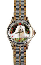 Montre Chien BICHON MALTAIS -  Watch with MALTESE DOG