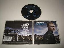 JUSTIN TIMBERLAKE/JUSTIFICADO(JIVE/01241-4182342)CD ÁLBUM