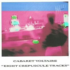 Cabaret Voltaire - Eight Crepuscule Tracks (CD, 1988, Giant)