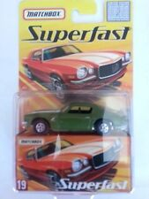 Matchbox Superfast limited edition collectible no.19  Chevrolet Camero Z28