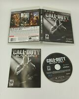 Call of Duty: Black Ops II (PlayStation 3, 2012) Tested & Working, Complete!