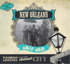 Various Artists-New Orleans Gris Gris (UK IMPORT) CD / Box Set NEW