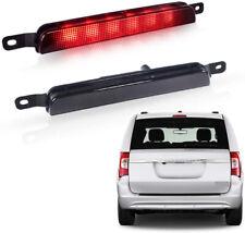 Third High Mount Brake Light Lamp Red Lens For Chrysler Town&Country 2008-2016
