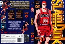 Slam Dunk Box #01 (Eps 01-14) dvd 1 Yamato Video - nuovo sigillato