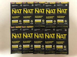 Pruvit Keto OS NAT Blackberry Pineapple 5,10 & 20 Packs Free Shipping