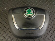 SKODA OCTAVIA 2.0 TDI PD 5DR DRIVER STEERING WHEEL AIR BAG 1Z0880201AH