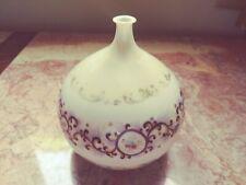 New listing Irridescent. Decorative Glass Bud Vase
