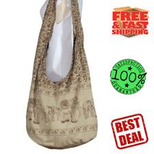 Cross Body Shoulder Bag Sling Hippie Hobo Tote Purse Strap Women Girls Travel