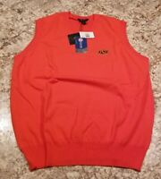 Oklahoma State Univ. Official NCAA Campus Specilities, Mens, V Neck Sweater Vest