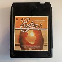 Emotions Today's Love Hits K-Tel (8-Track Tape)