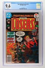 Our Fighting Forces #176 - DC 1977 - CGC 9.6 - SINGLE HIGHEST GRADE!