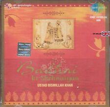 USTAD BISMILLAH KHAN - BADHAI KE SHEHNAIYAN - SARE GAMA  2CD SET - FREE UK POST