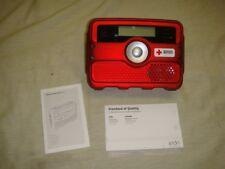 ETON FR800 WEATHER TRACKER RADIO W/EMERGENCY ALERT/AM/FM CLOCK RADIO -LOOK!