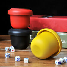 Multi-color Shake Dice Cup Suit Bar KTV Night Club Entertainment Board Games