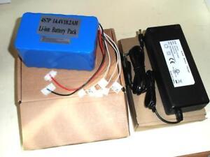 Leistungsakku Li-ion 14.8V18,2Ah inkl. Ladegerät, geeignet für Platinen Rechner