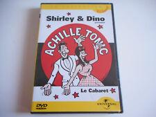 DVD  ACHILLE TONIC  Shirley et Dino présente LE CABARET - zone 2