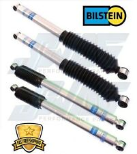 "99-04 Ford Super Duty F250 F350 4x4 - Bilstein 5100 Front & Rear Shocks 6"" LIFT"