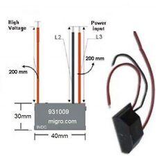 9V Negative ion Generator Module Plasma ionizer 9.5KV High Voltage HVAC Duct AC