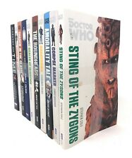 Doctor Who Series 10 Book Set Collection Pack Inc Dark Horizons Harvest of Time